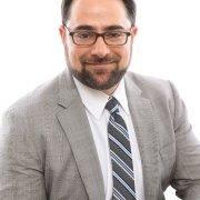 Michael Shklovsky Photo with Tie